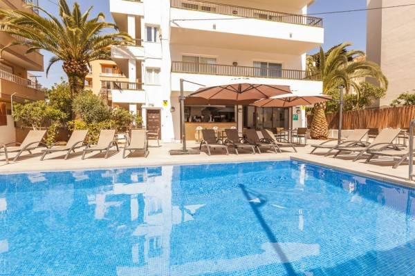 Hotel Apartamentos Vistamar II