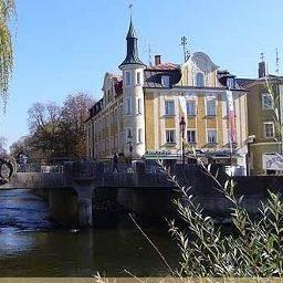 Hotel Hartmann an der Amperbrücke