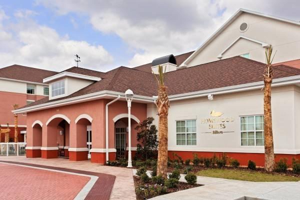 Hotel Homewood Suites Orlando Airport FL