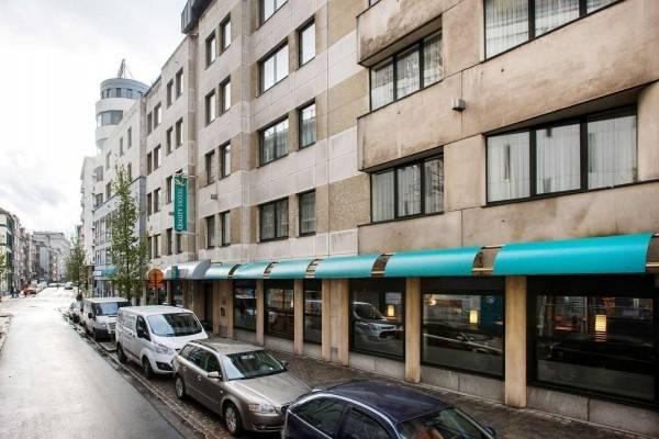 Quality Hotel Antwerpen Centrum Opera