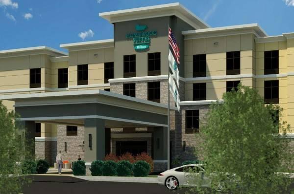 Hotel Homewood Suites by Hilton Boston Marlbo