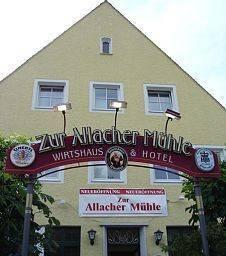 Hotel Zur Allacher Mühle