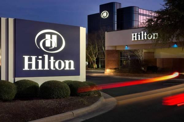 Hotel Hilton Greenville