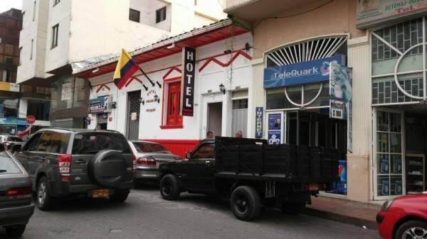 Hotel Colonia Antigua