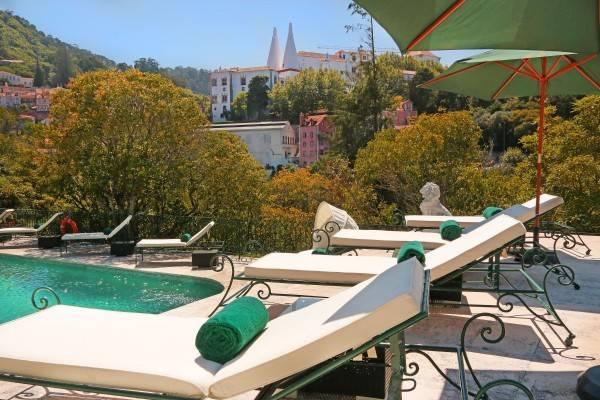Hotel Casa Holstein Quinta de São Sebastião