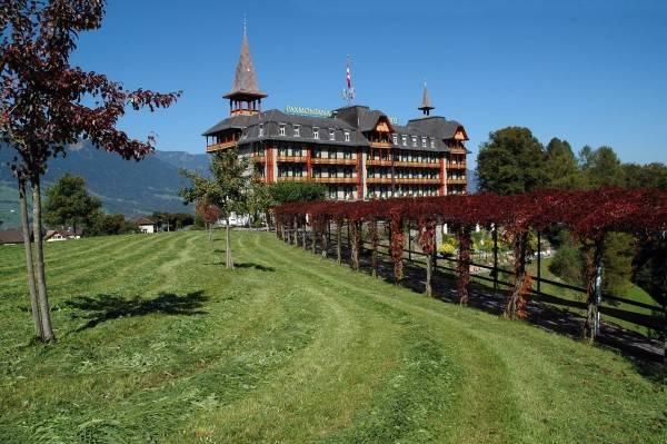 Hotel Chalet Paxmontana