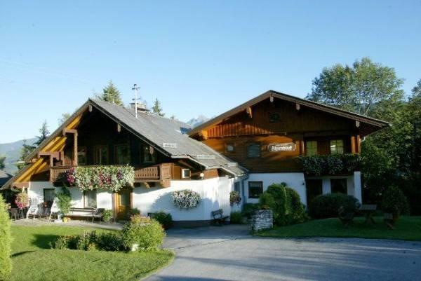 Hotel Ferienwohnung Alpenblick
