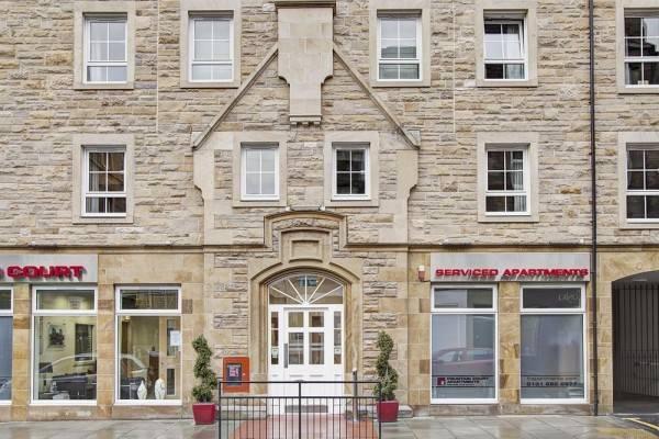 Hotel Fountain Court Apartments - Grove Executive