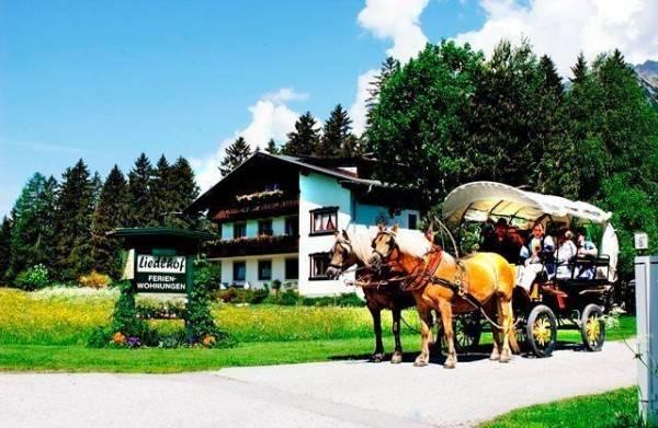 Hotel Bauernhof Pferdehof Liedlhof