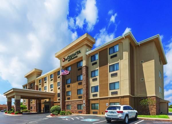 La Quinta Inn Ste Midwest City-Tinker AFB