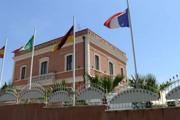 Hotel Villa Corallo dell'Etna