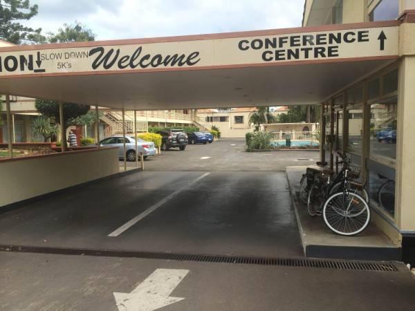 Park Motor Inn Toowoomba