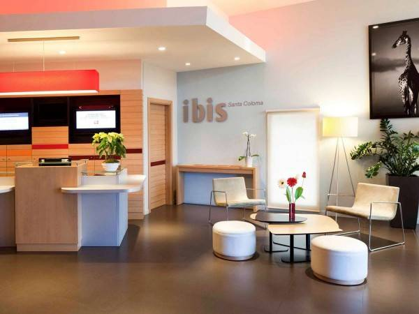 Hotel ibis Barcelona Santa Coloma