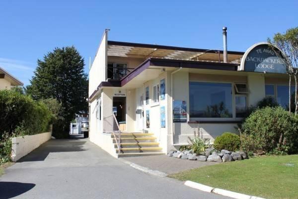 Te Anau Lakefront Backpackers - Hostel