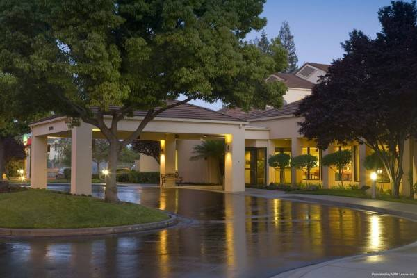 Hotel Courtyard San Jose Cupertino