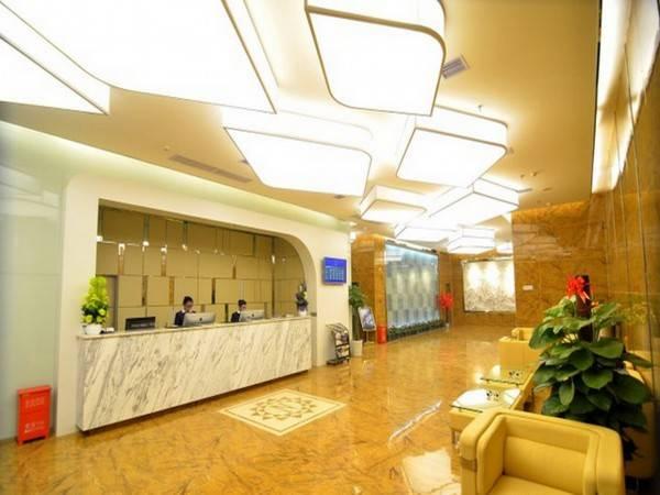 Nuova Sun Boutique Hotel Wuhan