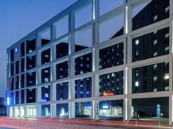 Hotel ibis budget Hamburg City