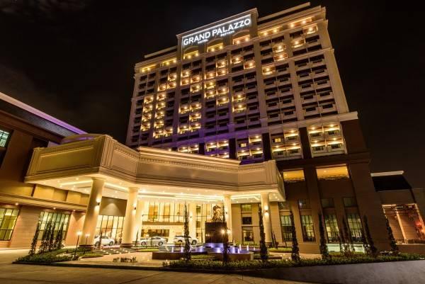 Grand Palazzo Pattaya Hotel