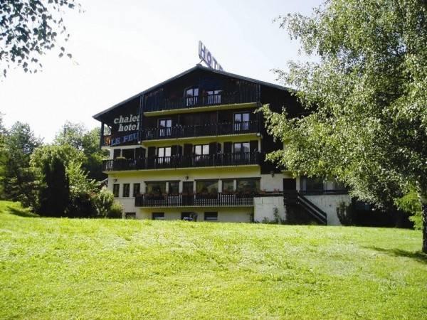 Hôtel Le Feug