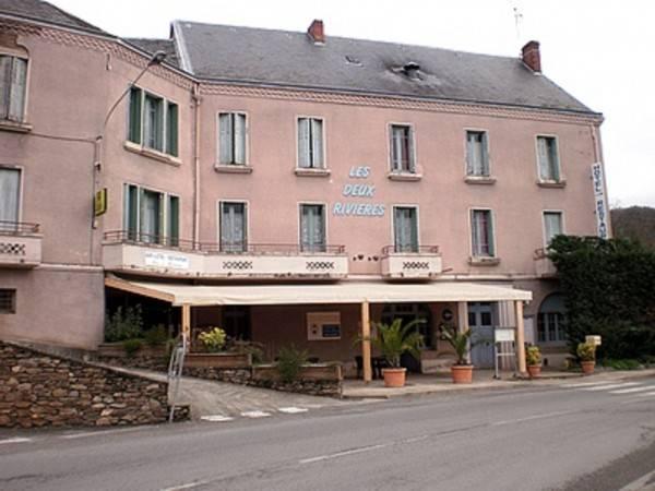 Hotel les Deux rivières Logis