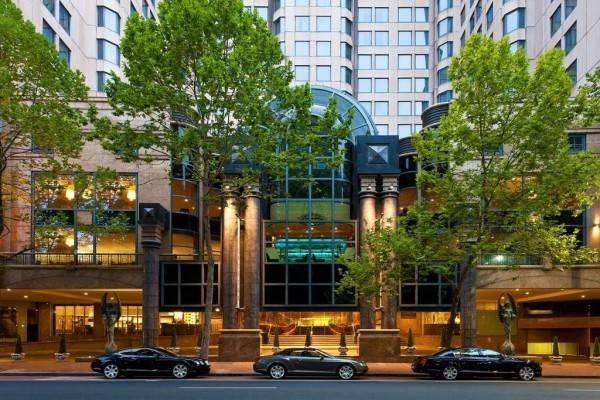 Hotel Sheraton Grand Sydney Hyde Park