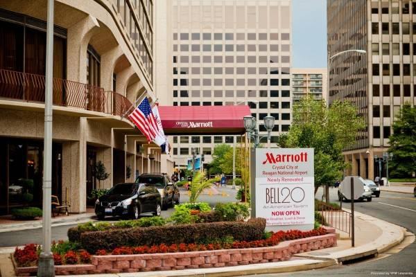 Hotel Crystal City Marriott at Reagan National Airport