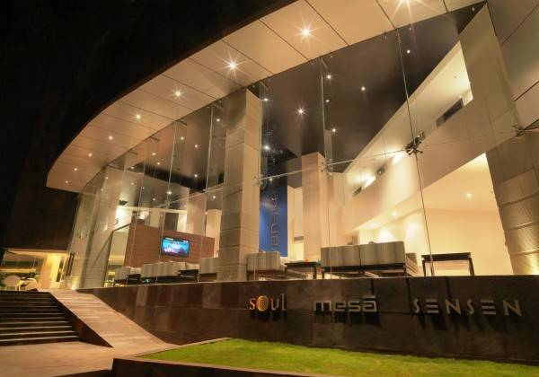 Svenska Design Bangalore - Non Smoking Hotel