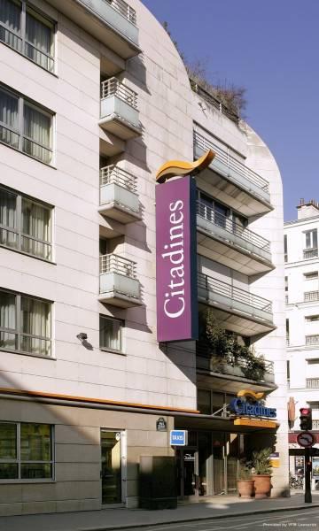 Hotel Citadines Didot Montparnasse