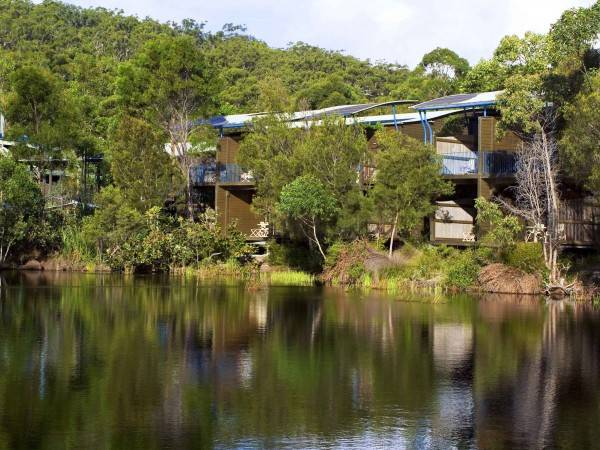 Hotel Mercure Kingfisher Bay Resort Fraser Island