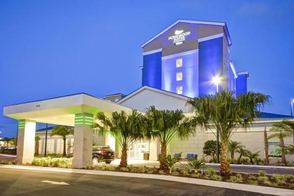 Hotel Homewood Suites by Hilton-Orlando Theme