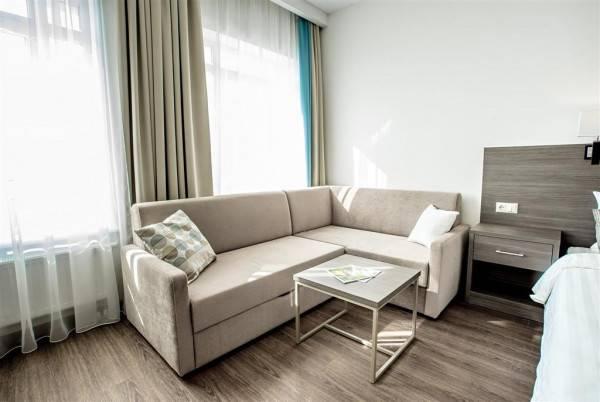 Hotel Ramada Novosibirsk Zhukovka