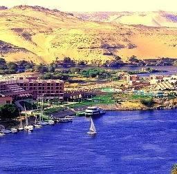 Hotel Pyramisa Isis Island Resort Aswan