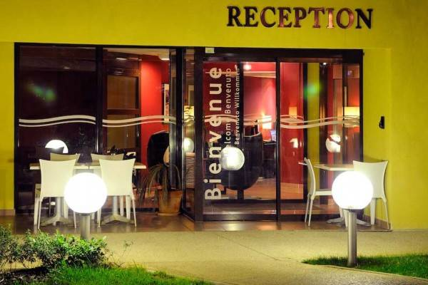 Hotel Villa Bellagio Residence de Tourisme