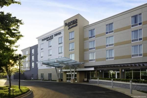 Fairfield Inn & Suites Louisville Northeast