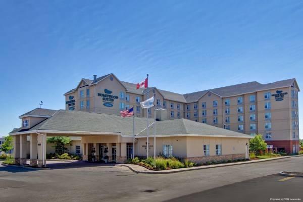 Hotel Homewood Suites by Hilton Toronto-Mississauga