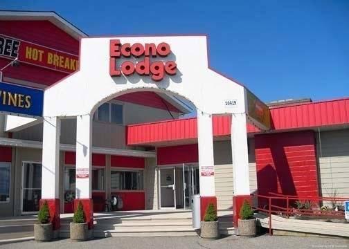 Hotel Econo Lodge Fort St. John