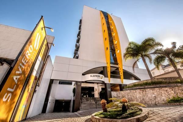 Hotel Slim Curitiba Alto da XV by Slaviero Hoteis