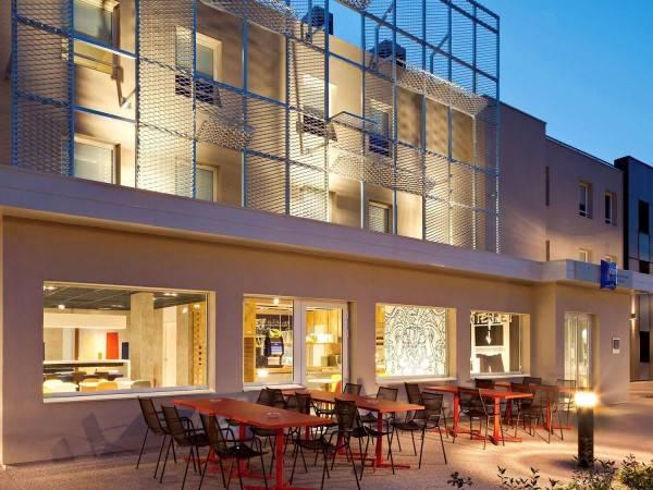 Hotel ibis budget Saint-Pourçain-sur-Sioule