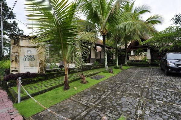 Hotel Kori Ubud Resort