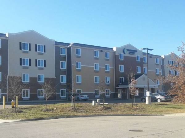 Hotel WOODSPRING SUITES DAYTON SOUTH
