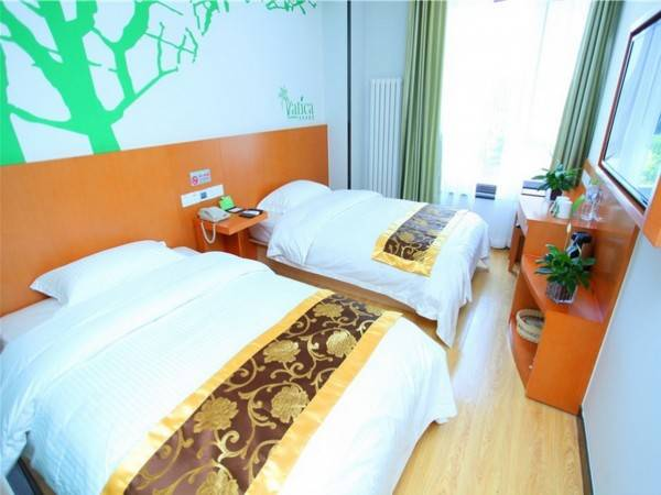 Vatica Hotel Jiulong Subway Station(domestic guest only)