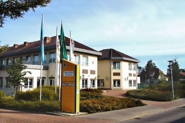 Hotel Oase - Haus an der Schleuse