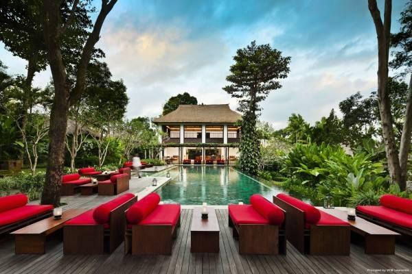 Hotel COMO Uma Ubud Bali