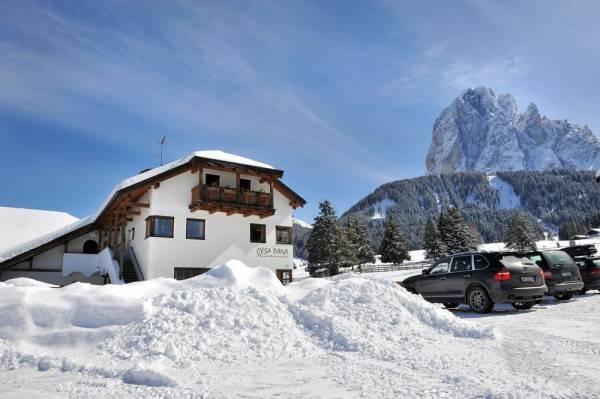 Hotel Cesa Pana Mountain Lodge