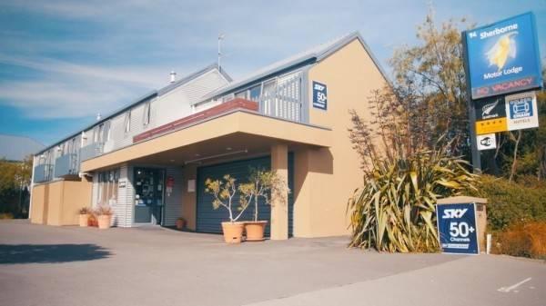 Hotel Sherborne Motor Lodge