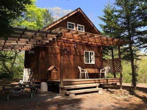 Hotel Log Cottage Freetime