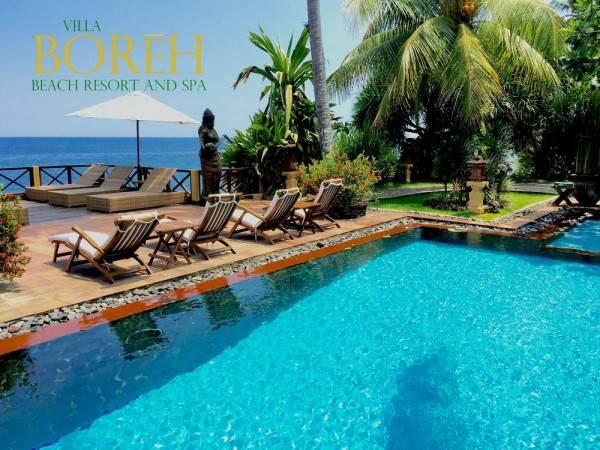 Hotel Villa Boreh Beach Resort and Spa