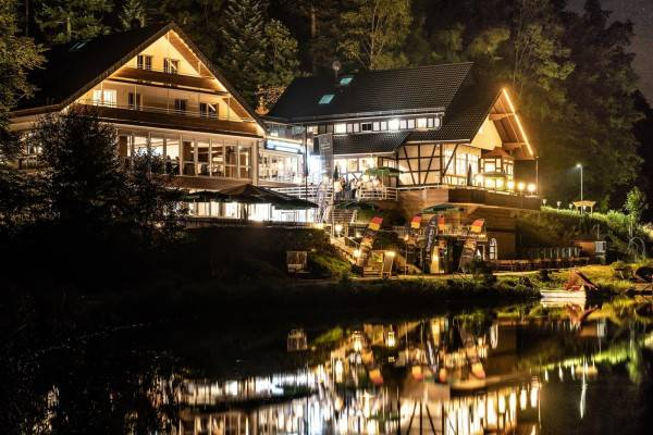 Hotel Reich am Ebnisee