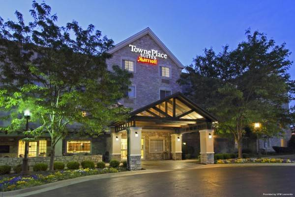 Hotel TownePlace Suites Bentonville Rogers