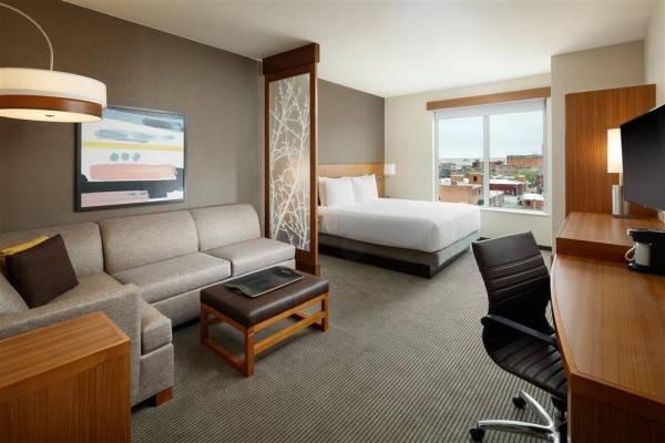 Hotel Hyatt Place Oklahoma City Bricktown